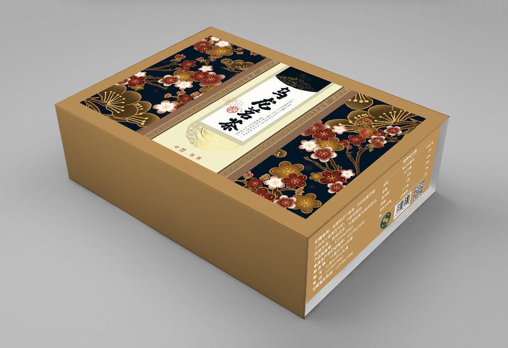 乌龙茶茶叶包装