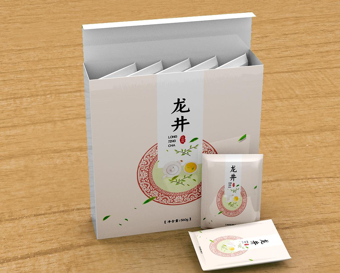 龙井茶叶包装
