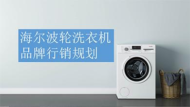 海尔波轮洗衣机品牌行销规划