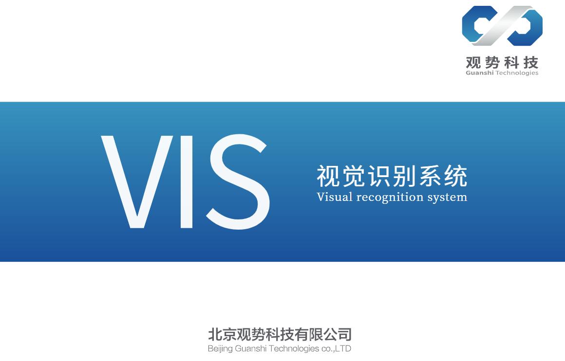 LOGO/VI类观视科技VI